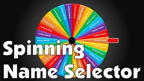 Create A Wheel Of Fortune Spinning Name Selector In Powerpoint Youtube Create A Wheel Of Fortune In Powerpoint