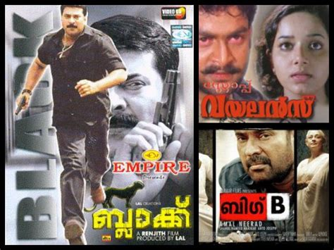 film gangster genre gangster movies in malayalam that stayed loyal to the