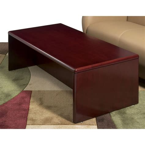 Cherry Wood Coffee Table Coffee Table 48x24x16 Cherry Wood