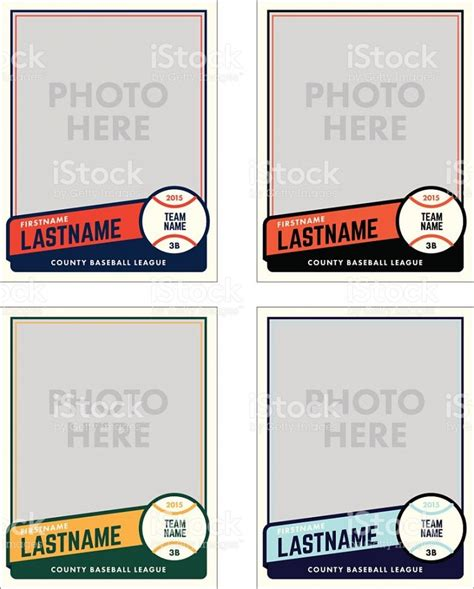 baseball card template free baseball card template bravebtr