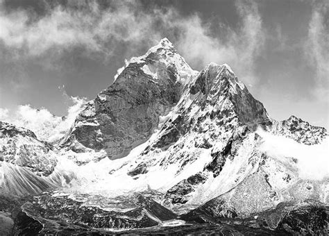 black and white wallpaper for walls black and white mountains wall mural photo wallpaper 100