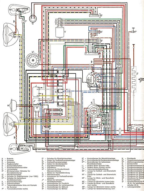 74 vw beetle wiring diagram get free image about