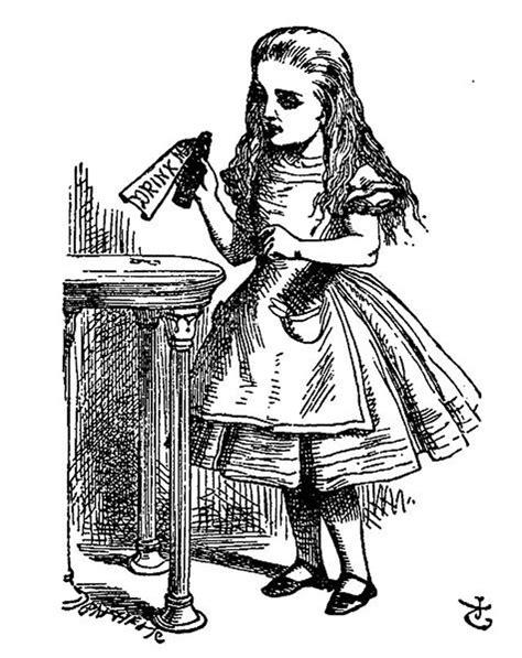 Confira 14 ilustrações originais do livro Alice no País