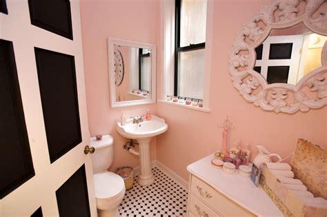 Pink And Grey Bathroom Decor » Home Design