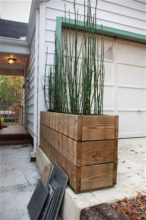 Narrow Planter Boxes by 14 Diy Ideas For Your Garden Decoration 6 Gardens Deco