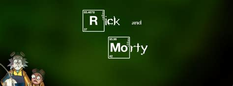 Rick And Morty Cover Photo