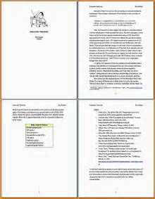 Resume Sample Apa Format by 9 Example Of Apa Style Paper Nypd Resume