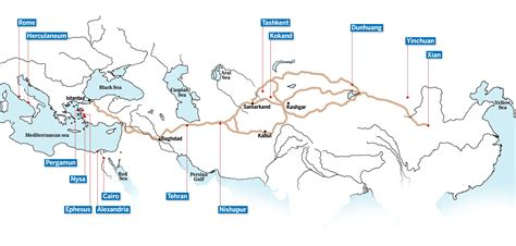 1408839997 the silk roads a mongols china and the silk road