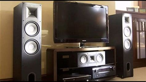 home theater tv stands ideas youtube
