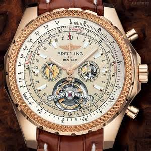 Breitling For Bentley Tourbillon Breitling For Bentley Mulliner Tourbillon Thevfa