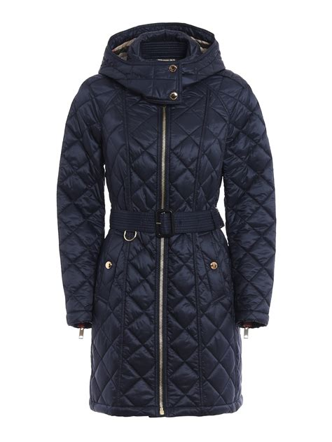 Quilted Coat baughton quilted trench coat by burberry trench coats