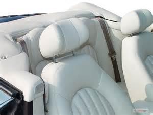 Jaguar Xk8 Seats Image 2003 Jaguar Xk8 2 Door Convertible Xk8 Rear Seats