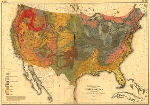 geologic map of america stunning business intelligence visualizations from 1830