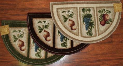 kitchen rugs fruit design fruit shaped kitchen rugs