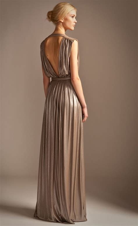 greek draped dress 106 best greek dress images on pinterest
