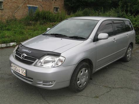 Toyota Corolla 2003 Used Car Price 2003 Toyota Corolla Reviews Specs And Prices Autos Post