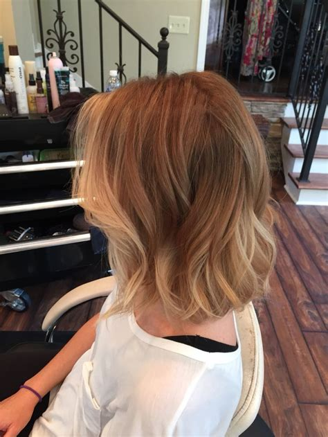 sombre on short hair picture 25 best ideas about blonde sombre hair on pinterest