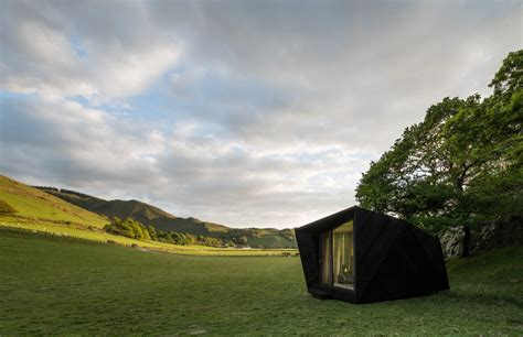 Arthurs Cabin by Arthur S Cave Cabin Pops Up In West Wales