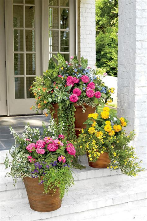 Front Porch Flower Planter Ideas 43 Front Porch Flower Front Porch Planter Ideas