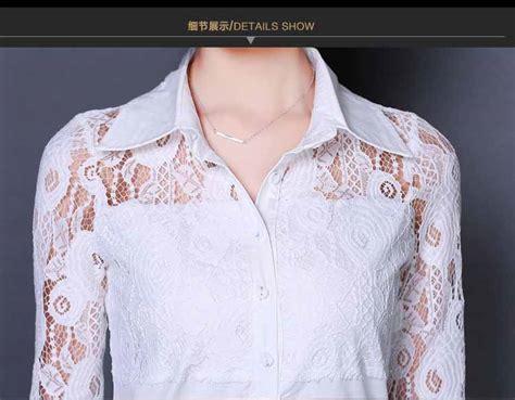 Baju Lengan Panjang Warna Putih baju atasan putih lengan panjang 2016 myrosefashion