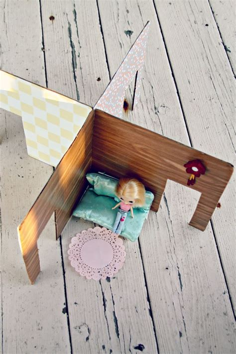 make your own barbie doll house 108 best make your own doll house images on pinterest