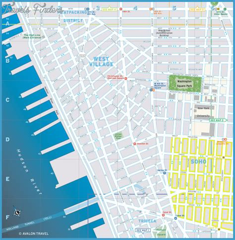 map of new york villages new york map travelsfinders