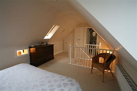 lofted bedroom sunlight lofts north london loft conversions barnet