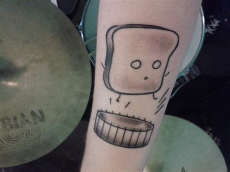 drummer tattoos hooray for drums drum tat tom tom magazine