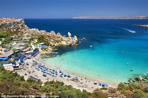 malta best beaches malta is more than just beaches and cheap breaks daily