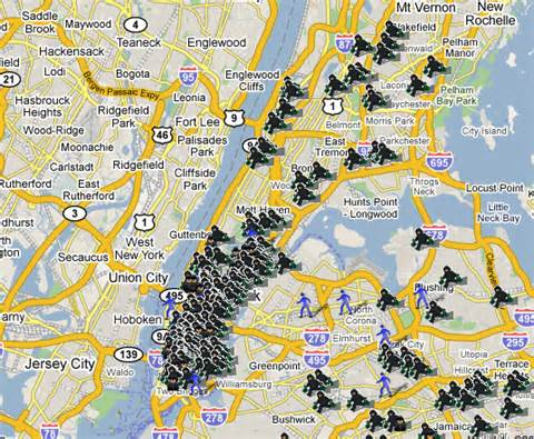 New York Crime Map 301 moved permanently