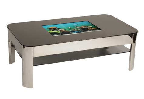 high tech coffee table 5 high tech coffee tables for the connected home