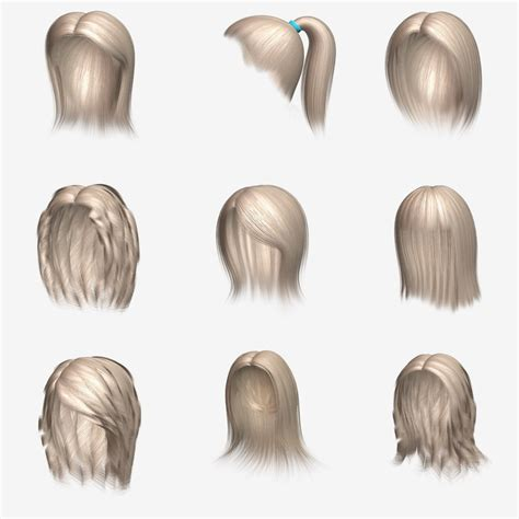 Privia Squid Hair Color 100 Original ma hair character blond