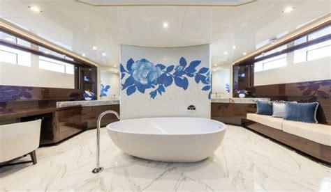 serenity bathrooms super yacht serenity owners bathroom luxury yacht charter superyacht news