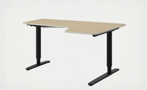 bekant le bureau ikea design r 233 glable en hauteur