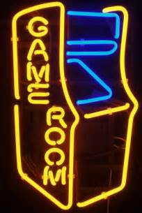neon room signs arcade heroes awesome neon room signs arcade heroes