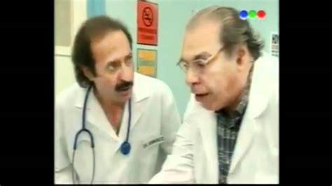 hospital v 233 pone en fragmento comico de cuidado hospital pone a francella