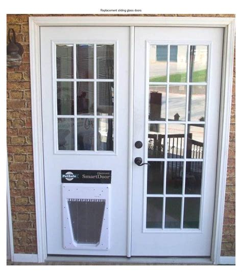 Replacement Glass Door 27 Replacement Sliding Glass Doors Ideas Home And House Design Ideas