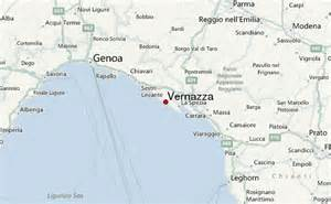 Vernazza Italy Map by Vernazza Location Guide