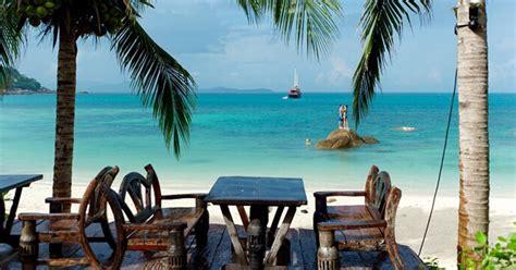 beaches  koh samui travel triangle