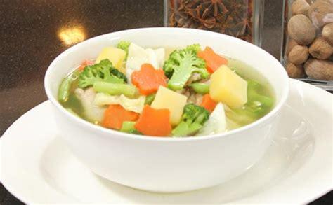 membuat es krim brokoli resep membuat sop ayam brokoli wortel bergizi sedap nikmat