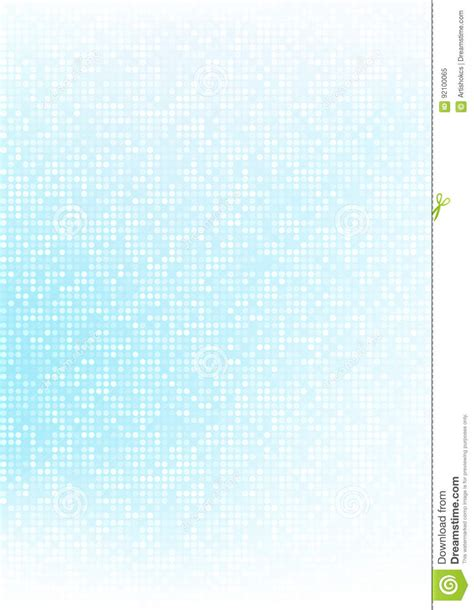 thesis abstract size abstract blue vector technology circle pixel digital