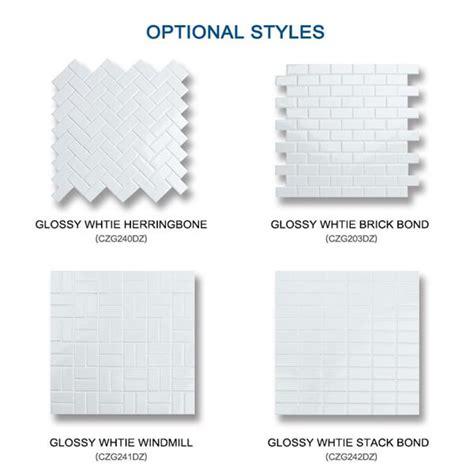 1 X2 Ceramic Tile - wholesale 1 quot x2 quot ceramic mosaic tile for kitchen backsplash