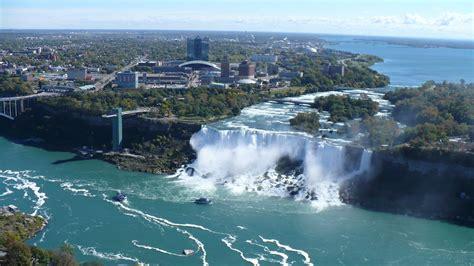 canada turisti per caso niagara falls ontario canada viaggi vacanze e