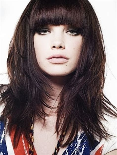 corte de pelo largo 2013 cortes de pelo para primavera verano 2013 pelotendencias