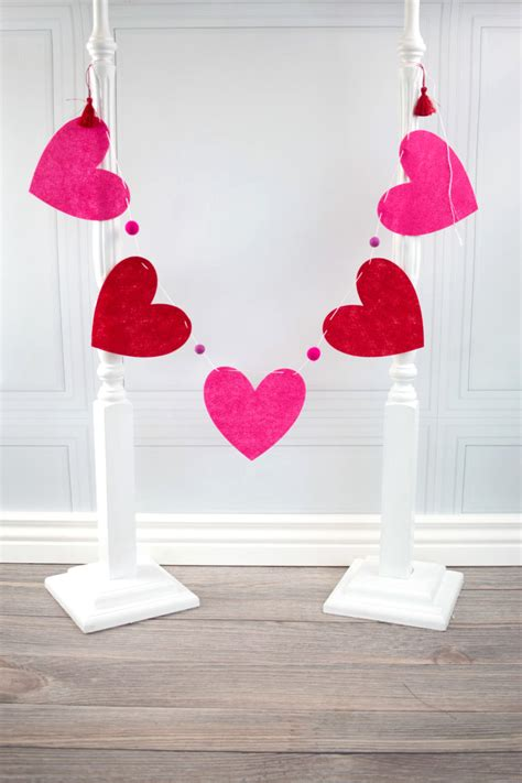 Diy Valentines Day Decor by Diy Valentines Day Decorations The Polka Dot Chair