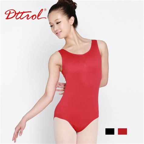 young girl gymnastic leotard models intermediate teen adult red attire ballet pinterest