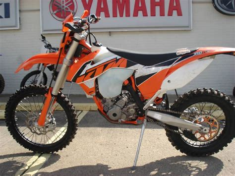 Used Ktm 350 For Sale 2016 Ktm 350 For Sale Used Motorcycles On Buysellsearch
