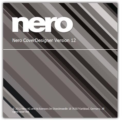 nero cover designer 12 nero cover designer скачать бесплатно софт портал
