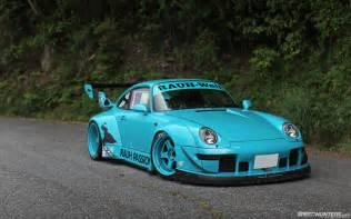 Rwb Porsche The Porsche That Rwb Built 187 More Japan