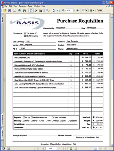purchase requisition template purchase requisition form pictures to pin on